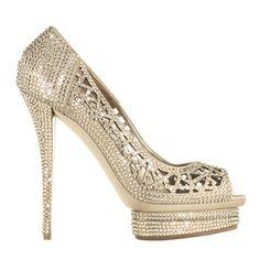 Limited Edition Italian Le Silla Heels...I am in LOVE!!!