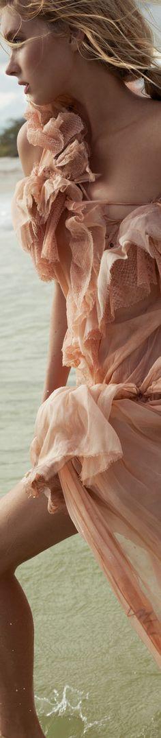 Elsa Hosk for Harper's Bazaar Greece | LOLO❤︎