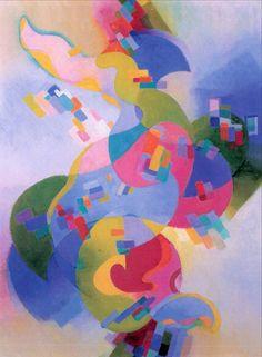MacDonald-Wright, Scherzo Form