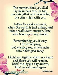 I miss you mom. How am I supposed to go on without you? I think about you every minute and I can't stand not seeing you. Now Quotes, Life Quotes Love, Hurt Quotes, Year Quotes, The Words, Rip Daddy, Rip Mom, Miss You Dad, Missing You So Much