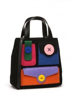 TUA BY BRACCIALINI Small fabric bags - Borse - Fashionis