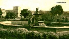 Plaza de Lebu