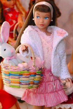 Skipper and her Easter Basket!