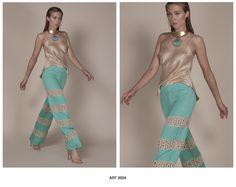 Moda em Crochê: Desfiles e Coleções