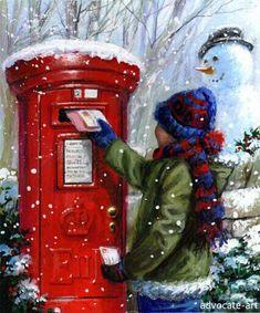 Lovely letter to Santa :-)