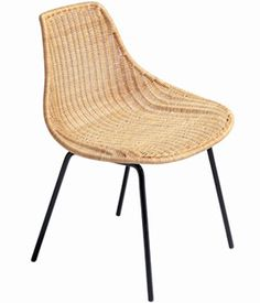 BARBAS CHAIR Outdoor Chairs, Dining Chairs, Outdoor Furniture, Outdoor Decor, Rattan Chairs, Wicker, New Homes, Interior, Shopping