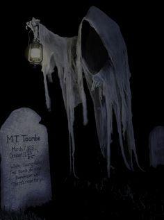 GrimHollow Graveyard Ghost