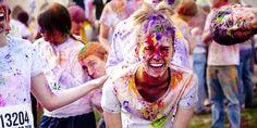 The Color Run débarque en France ! Venez vivre la course de 5 kilomètres la plus folle et la plus colorée au monde le dimanche 13 avril ! Plus de 10 000 participants sont attendus !