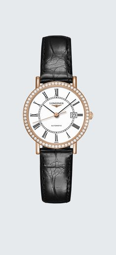 Watch zoom The Longines Elegant Collection L4.287.9.11.0