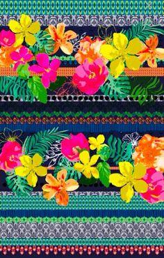 #patterns #flowers #color