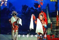 中文電影及亞洲電影: -帝女花   (任劍輝,白雪仙)