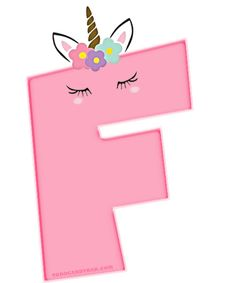 Visitá la entrada para saber más. Happy Birthday Banner Printable, Printable Banner, Happy Birthday Banners, Birthday Party Tables, Unicorn Birthday Parties, Unicorn Party, Unicorn Printables, Bday Girl, Alphabet And Numbers
