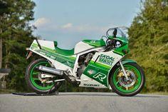 BRS Best off... Oldskool Suzuki GSXR.  http://bitubo-raceservice.blogspot.com/