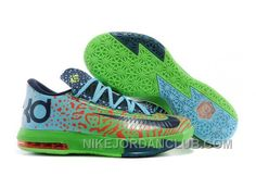 """https://www.procurry.com/nike-kevin-durant-kd-6-vi-seat-pleasant-yellow-teal-for-sale-new-arrival.html  NIKE KEVIN DURANT KD 6 VI """"SEAT PLEASANT"""" YE…"""