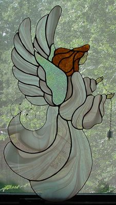 victorian stained glass patterns angels free | Hall Glass Studios- Stained Glass, Patterns, Gallery, and Chat
