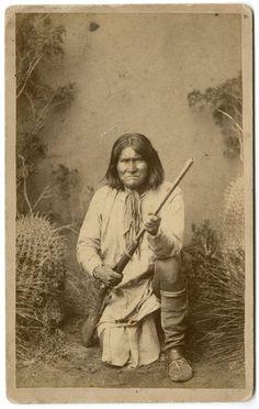Geronimo. 1884
