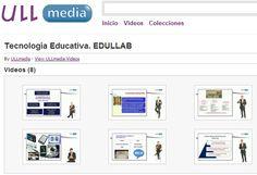 ORDENADORES EN EL AULA: Colección videos didácticos sobre Tecnología Educativa