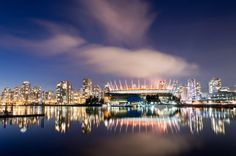4. The new B.C. Place was one of the most photographed buildings in Vancouver. It was featured numerous times in our daily photos section and this was the most viewed. (Image: waynesonc)