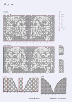 Cat, has Filez, instructions summer top , - Knit Hat 3 Knitting Blogs, Knitting Charts, Knitting Socks, Knitted Hats, Knitting Patterns, Mitten Gloves, Mittens, Double Knitting, Easy Diy