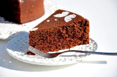 La via delle spezie: Torta al cioccolato con panna acida