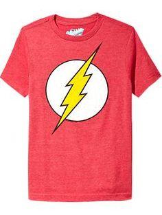 Boys DC Comics™ The Flash Tees