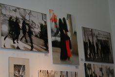 """Foto-Grafiken """"City Speed"""" von Helmut Kedro - www.galerie-time.at"""