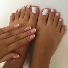 90 Me gusta 2 comentarios the. Pretty Pedicures, Pretty Toe Nails, Cute Toe Nails, Pretty Toes, Acrylic Toes, Cute Acrylic Nails, Toe Nail Color, Nail Colors, Hair And Nails
