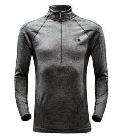 The one piece you won't take off until the mission is complete: The baselayer top is engineered with minimal seaming and deliver targeted warmth for superior comfort and mobility in the harshest alpine environments.