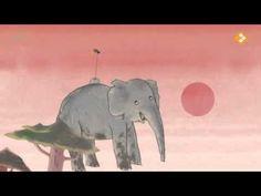 Superbeestje, digitaal prentenboek voor kleuters Safari Jungle, Digital Story, School Pictures, Creative Crafts, Beautiful Artwork, Childrens Books, Illustrators, Elephant, Superhero