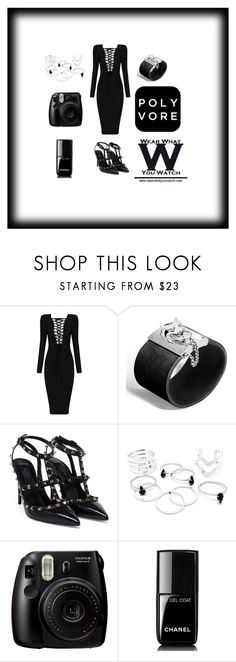 """""""Untitled #91"""" by patricia-pati ❤ liked on Polyvore featuring interior, interiors, interior design, home, home decor, interior decorating, John Hardy, Valentino and Chanel"""