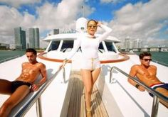 """Jennifer Lopez cast some serious male eye candy for her latest music video. The 44-year- singer premiered the clip for """"I Luh Ya Papi"""" featuring French Montana on """"American Idol"""" Thursday — and it includes quite a lot of half-naked men."""