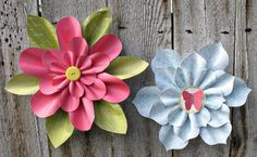 Lovely Little Paper Flowers - PAPER CRAFTING