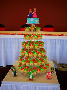 Nerdy, but awesome if you love Super Mario Bros