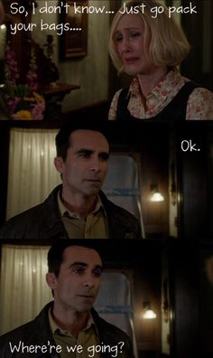 Love Romero and Norma in Bates Motel ❤️