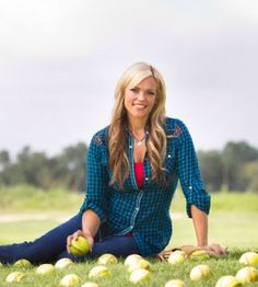June/July 2013 Cover Gal | Jennie Finch | Real Country Women — Country Woman Magazine