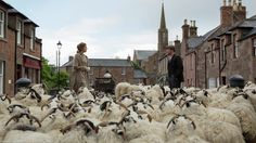 A Scottish lass comes of age as WWI approaches in 'Sunset Song,' a beautiful…