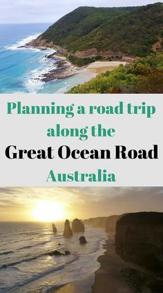 Planning a road trip along the Great Ocean Road Australia. What to see during a travel on the Great Ocean Road. Where to stay along the Great Ocean Road. 2 day road trip from Melbourne. Visiting the sights of the Great Ocean Road. Great Barrier Reef Tours, Places To Travel, Places To Visit, Cruise Destinations, Holiday Destinations, Visit Sydney, Family Road Trips, Family Travel, Travel Tours