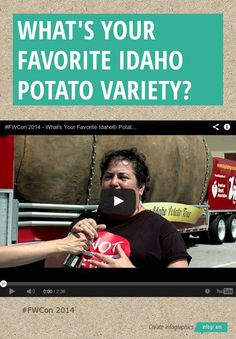 Whats your favorite Idaho potato variety?