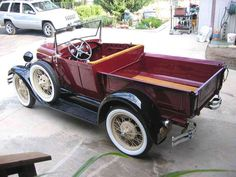 1928 Model A Ford Roadster Pickup