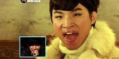 Daesung :'D  [Secret Garden Parody; Secret BigBang]