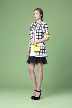 Andrew Gn Resort 2015 Collection Photos - Vogue