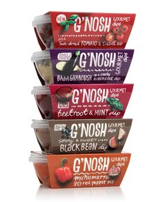 visibility and recognizable Gnosh on Packaging of the World - Creative Package Design Gallery Salad Packaging, Food Packaging Design, Brand Packaging, Branding Design, Design Agency, Label Design, Luxury Packaging, Coffee Packaging, Bottle Packaging