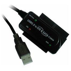 IDE/SATA to USB 2.0 Adapter Faranet