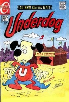 Underdog >> I loved Underdog!  And now I'll be humming that theme song all day...  :-)