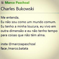#Frases #Bukowski