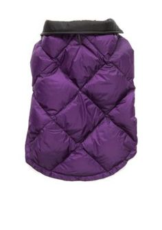 32 Degrees Men's Diamond Quilt Puppy Packable Down Vest - Violet Night - Xl
