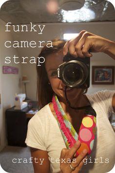 Strap for Camera!