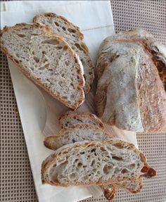 pane con farina sapori antichi