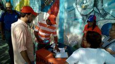 Vecinos de Coche se organizan para firmar en el 20% por el Revocatorio - http://www.notiexpresscolor.com/2016/10/12/vecinos-de-coche-se-organizan-para-firmar-en-el-20-por-el-revocatorio/