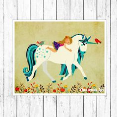 Hey, I found this really awesome Etsy listing at https://www.etsy.com/listing/252718946/unicorn-print-children-nursery-wall-art